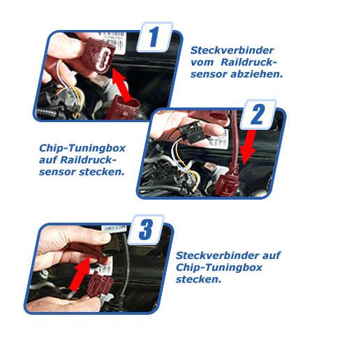 Chiptuning Kia Ceed JD 1.6 CRDi 100kW 136PS Race Power Tuning Box